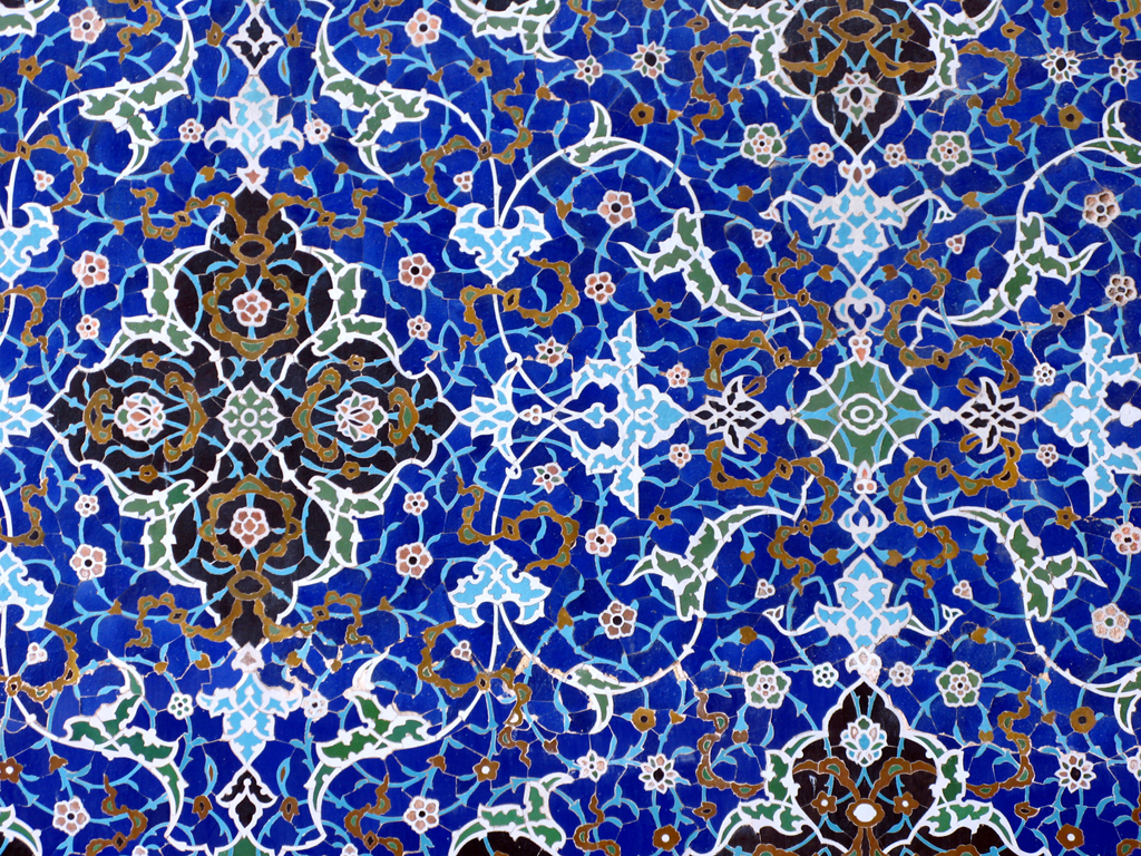 "Islamic Art ""On Shah Mosque"" by farhadvm on DeviantArt: farhadvm.deviantart.com/art/Islamic-Art-quot-On-Shah-Mosque-quot..."