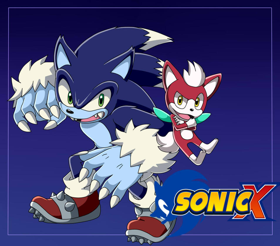 Fotos Do Sonic X for sonic unleashed style sonic xd-winter on deviantart