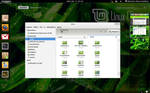 Gnome 3 in Linux Mint-4