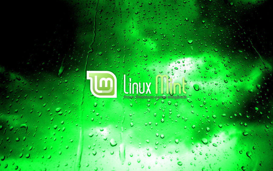 Mint in the green rain 2 by malvescardoso