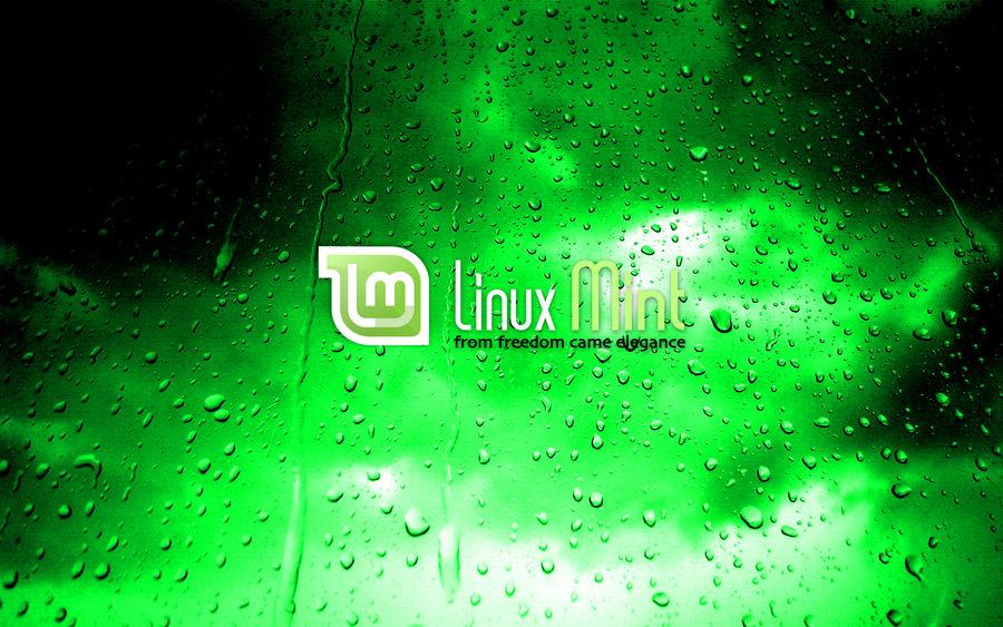 Mint in the green rain 5 by malvescardoso