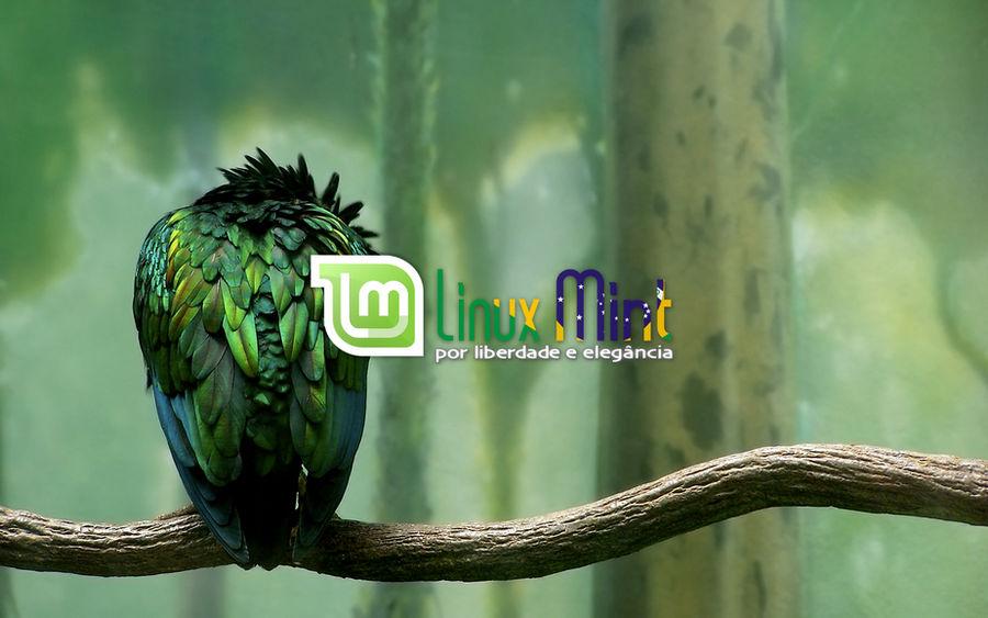To Linux Mint Brazil [i by malvescardoso