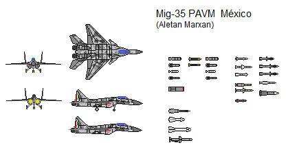 Mig-35 PAVM by AletanMarxan on DeviantArt