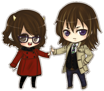 Hisori and Emi Together