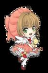Happy birthday Sakura Kinomoto
