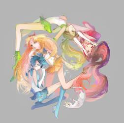 senshi by HaggyLagman