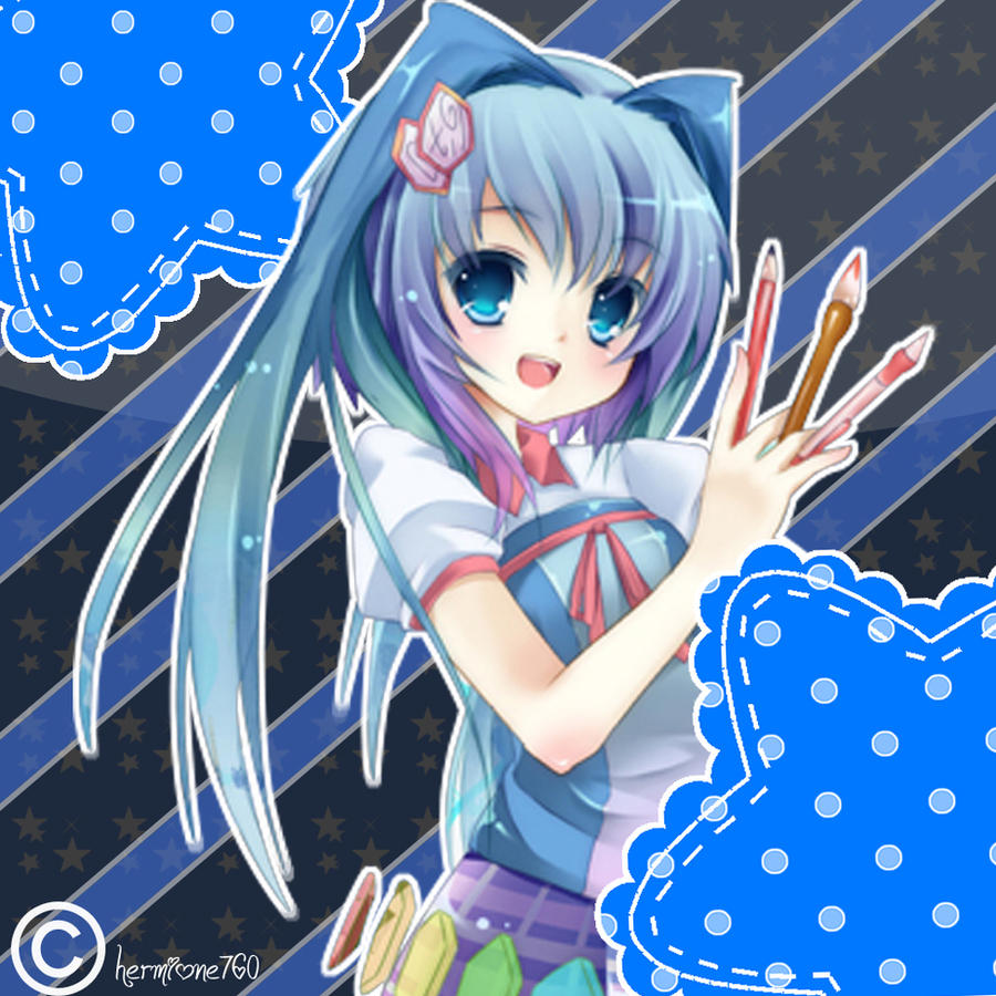 Cute Anime Girl Icon by xXLolipopGurlXx