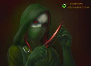 Darkelf Assassin