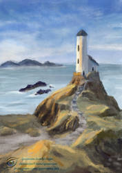 Lighthouse Photo Study