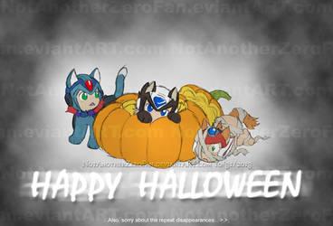 Oblig Halloween pic 2013