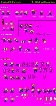 Megaman: Bit of Destiny - Shadow0X3