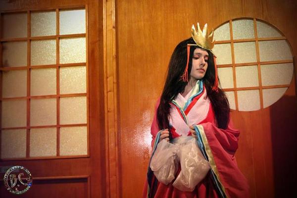 Princess Kaguya by DannyBocabit