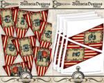 Printable Circus Banner