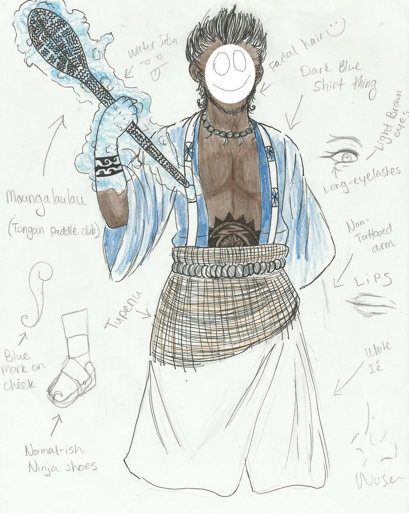 Naruto OC :.: Masina Clothes and Weapon Refrences by GeeKy ...