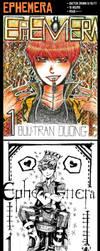 [Manga Sketch] Ephemera by Laugh-Butts