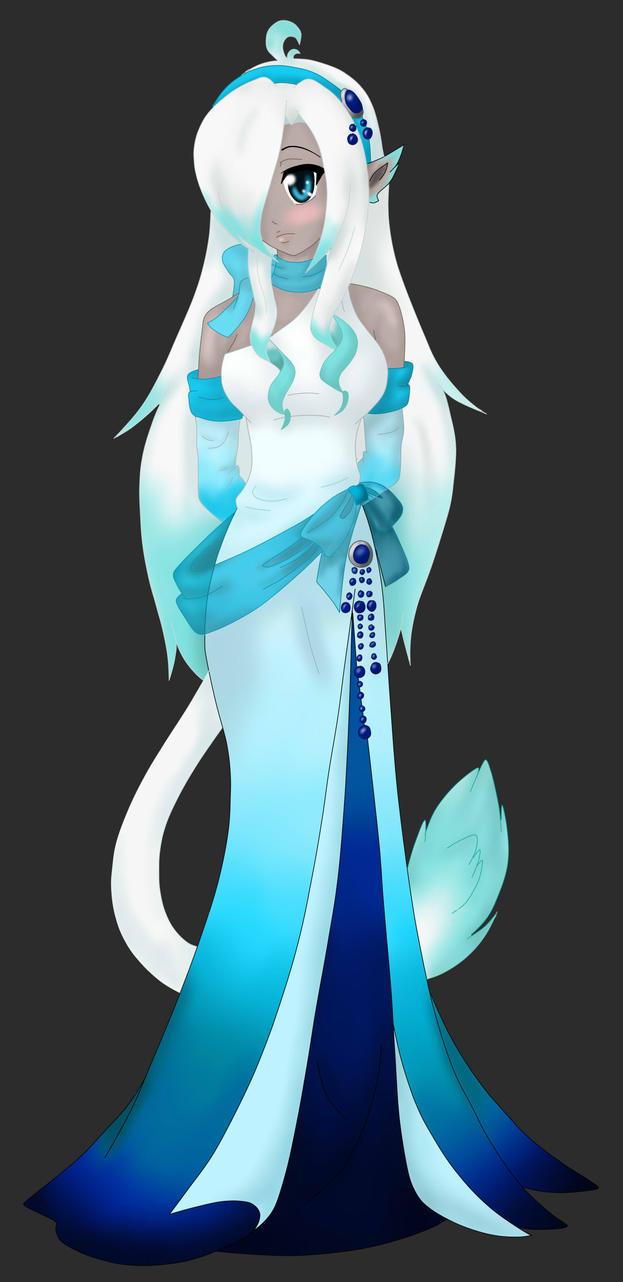 Kyky's Caeli Regulos Alca Festival Dress by Kira-Nightshade