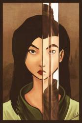 Mulan by Shtut