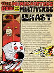 The Minecrafter's Guide to the Multiverse: Ghast