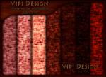 Patterns Dark Red