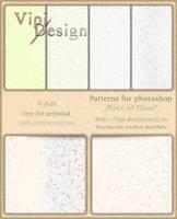 Patterns - Piece of Glass by elixa-geg