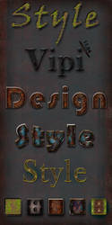 Styles for photoshop v 11-04 by elixa-geg
