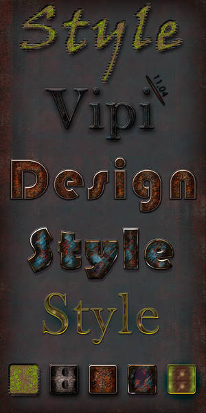 Styles for photoshop v 11-04
