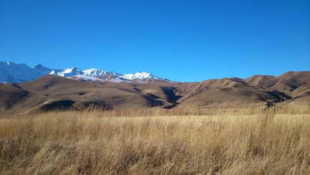 Gorge Shamsi, Kyrgyzstan by elixa-geg