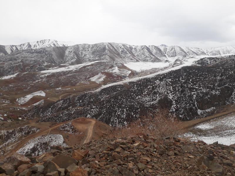 Mountains Kyrgyzstan - 2018 by elixa-geg