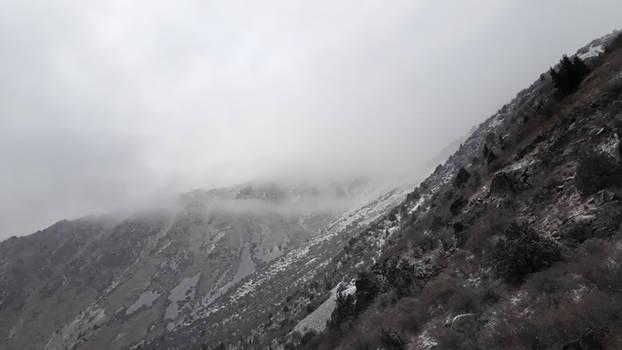 Gorge Tuyk Kyrgyzstan 2019