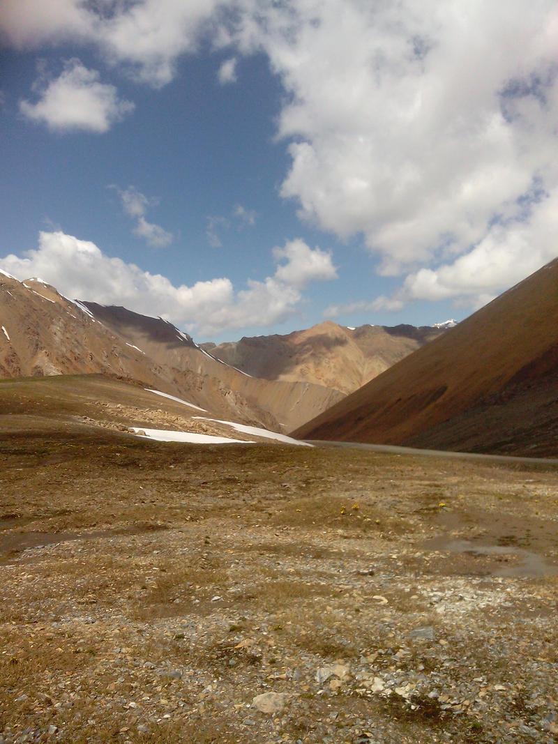 Mountains, Summer. Kyrgyzstan