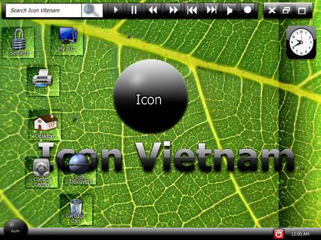 Icon Vietnam Desktop