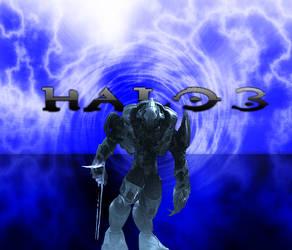 Halo 3  Elite Wallpaper