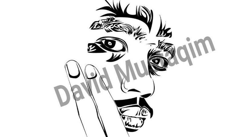Q Line Art : Line art by davidmustaqim on deviantart