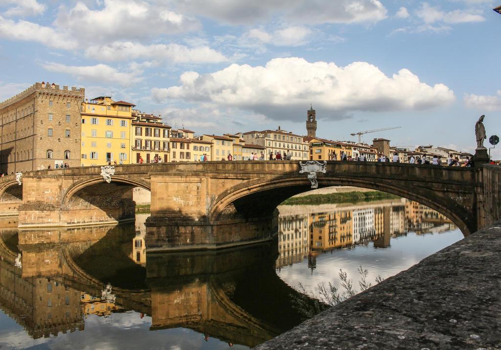 Ponte Santa Trinita (Holy Trinity  Florence Italy by FrodoPrime