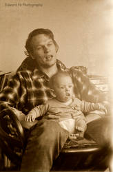 Edward and Baby Thatcher #2