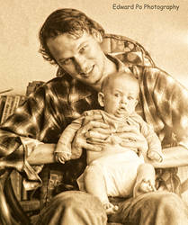 Edward and Baby Thatcher #3