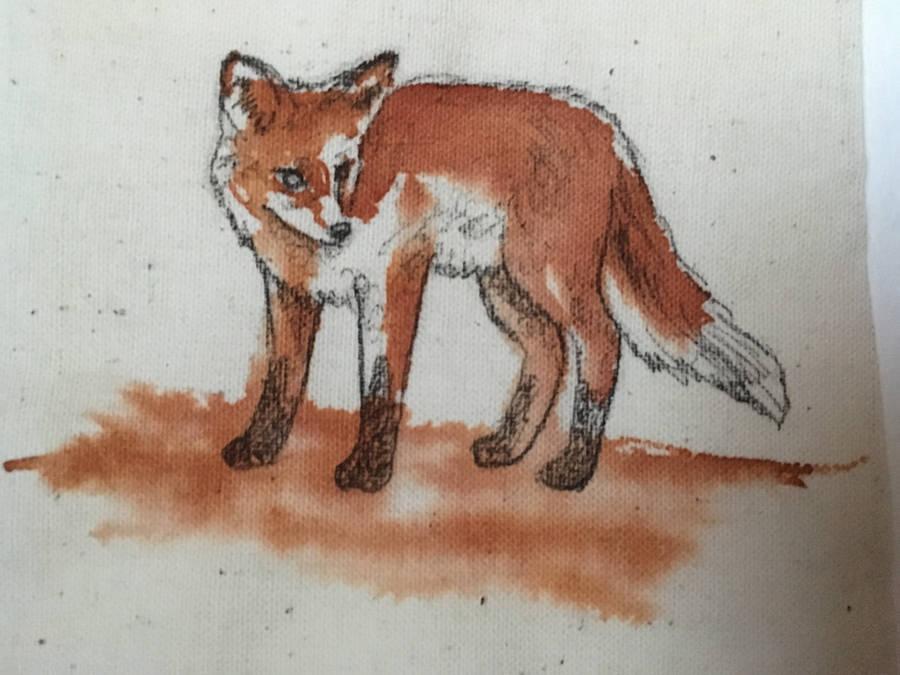 Fox 03 by MesiBubu