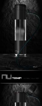 'NU' Hookah Water Pipe Design