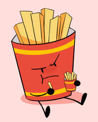 fries by holidayhearse