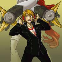 Yosuke-kun by LindseyWagner