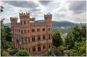 Schloss Ortenberg - youth hostel