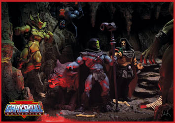 MOTU - The Council of Evil by McMuth