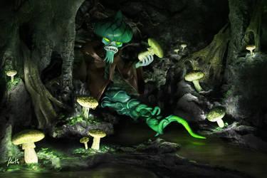 MOTU - Evil Seed