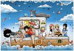 One Piece : Raining Fish