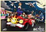 One Piece : Money Car