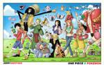 One Piece : Pokemon Island
