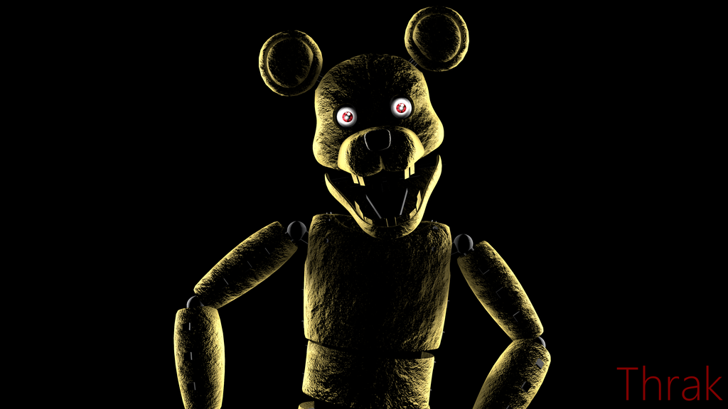 FNAC 2: Unwithered Rat Poster by Thrkairzod on DeviantArt