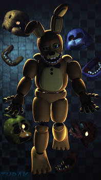 FNAF SFM | Things just fall apart, they always do.