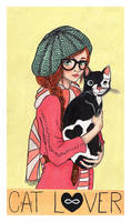 Cat Lover by Azalane