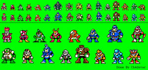 Upgraded Sprites for Few RMs